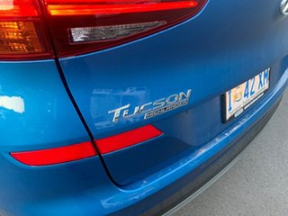 2020 Hyundai Tucson TL3 MY20 Highlander D-CT AWD Aqua Blue 7 Speed Sports Automatic Dual Clutch