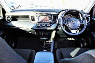 2017 Toyota RAV4 ASA44R GX AWD Silver 6 Speed Sports Automatic Wagon