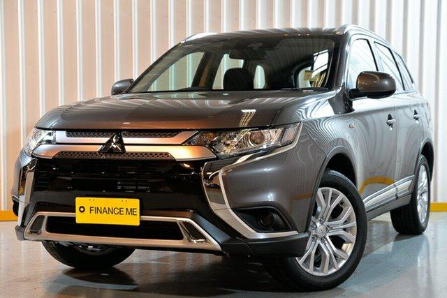 Used Mitsubishi Outlander ZL MY20 ES AWD, 2020 Mitsubishi Outlander ZL MY20 ES AWD Brown 6 Speed Constant Variable Wagon