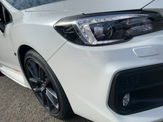 2018 Subaru WRX V1 MY18 Lineartronic AWD White 8 Speed Constant Variable Sedan.