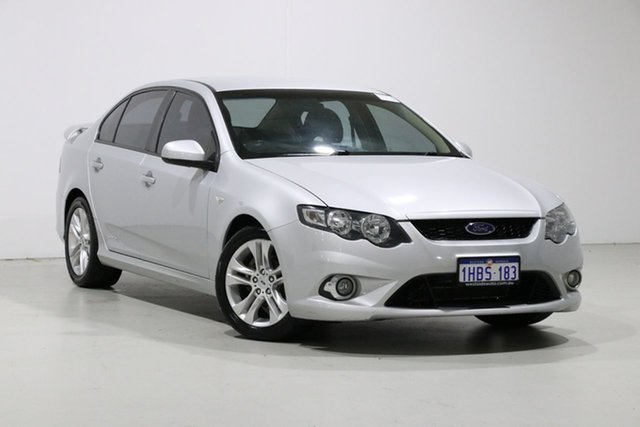 Used Ford Falcon FG XR6, 2009 Ford Falcon FG XR6 Silver 5 Speed Auto Seq Sportshift Sedan
