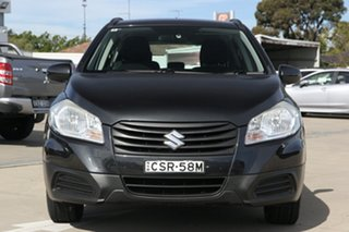 2013 Suzuki S-Cross JY GL Black 7 Speed Constant Variable Hatchback