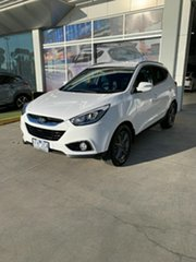 2015 Hyundai ix35 LM3 MY15 SE Polar White 6 Speed Sports Automatic Wagon.