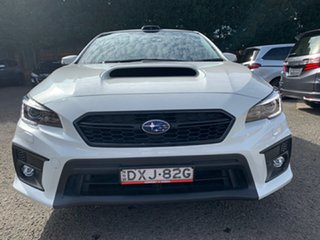 2018 Subaru WRX V1 MY18 Lineartronic AWD White 8 Speed Constant Variable Sedan