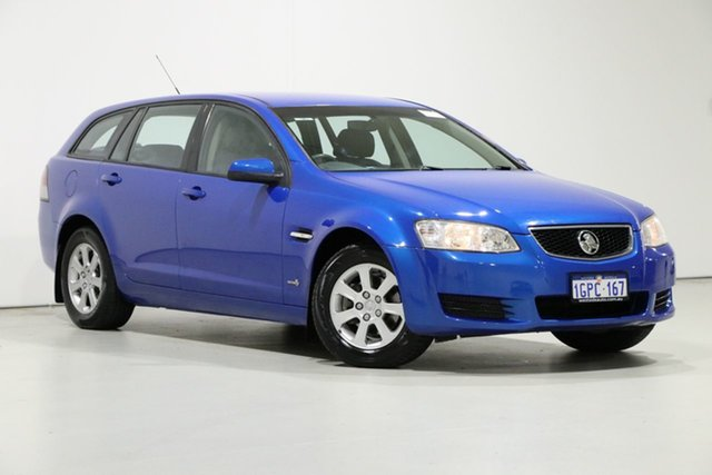 Used Holden Commodore VE II Omega, 2011 Holden Commodore VE II Omega Blue 6 Speed Automatic Sportswagon