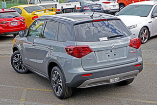 2020 Suzuki Vitara LY Series II 2WD Grey and Black 6 Speed Sports Automatic Wagon.