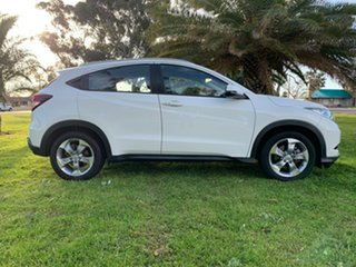 2016 Honda HR-V MY16 VTi-S White 1 Speed Constant Variable Hatchback.
