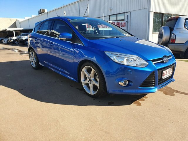 Used Ford Focus LW MK2 Trend, 2013 Ford Focus LW MK2 Trend 6 Speed Automatic Sedan
