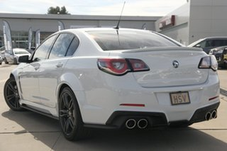 2017 Holden Special Vehicles Senator Gen F2 Signature 30TH Edition White 6 Speed.