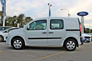 2012 Renault Kangoo F61 MY11 White 4 Speed Automatic Van