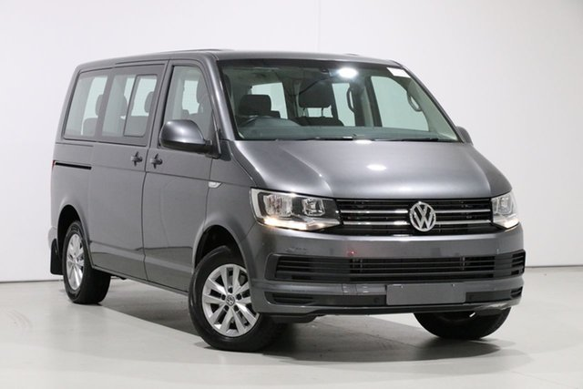 Used Volkswagen Multivan T6 MY16 Comfortline TDI340, 2016 Volkswagen Multivan T6 MY16 Comfortline TDI340 Grey 7 Speed Auto Direct Shift Wagon