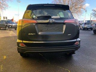 2015 Toyota RAV4 ASA44R GX AWD Black 6 Speed Sports Automatic Wagon
