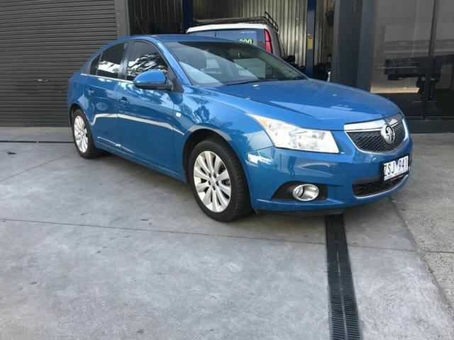 Used Holden Cruze JH CDX, 2011 Holden Cruze JH CDX Blue 6 Speed Automatic Sedan