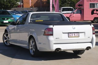 2015 Holden Ute VF MY15 SV6 Ute Heron White 6 Speed Sports Automatic Utility