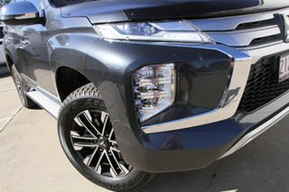 2020 Mitsubishi Pajero Sport QF MY20 GLS Graphite Grey 8 Speed Sports Automatic Wagon.