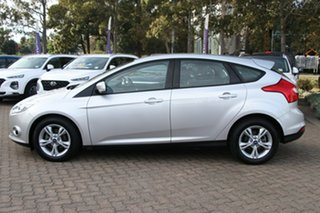 2013 Ford Focus LW MK2 Upgrade Trend Silver 6 Speed Automatic Hatchback