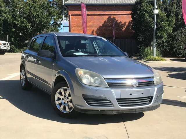 Used Holden Astra AH MY06 CD, 2006 Holden Astra AH MY06 CD 4 Speed Automatic Hatchback