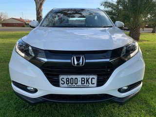2016 Honda HR-V MY16 VTi-S White 1 Speed Constant Variable Hatchback