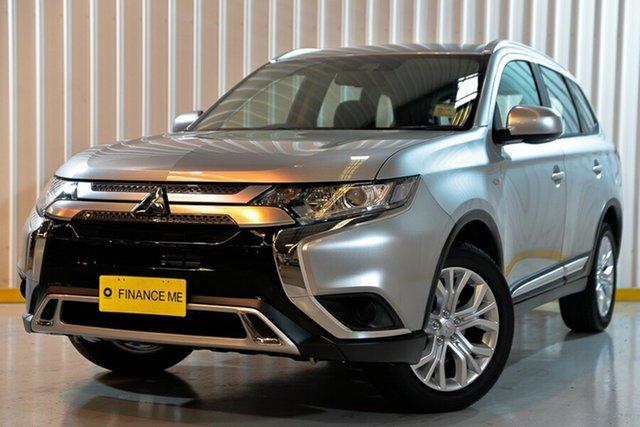 Used Mitsubishi Outlander ZL MY20 ES AWD, 2020 Mitsubishi Outlander ZL MY20 ES AWD Grey 6 Speed Constant Variable Wagon