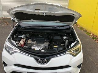 2015 Toyota RAV4 ASA44R GX AWD White 6 Speed Sports Automatic Wagon.