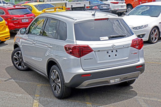 2019 Suzuki Vitara LY Series II Turbo 2WD Silver 6 Speed Sports Automatic Wagon.