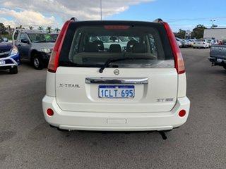 2007 Nissan X-Trail T30 MY06 ST (4x4) White 5 Speed Manual Wagon