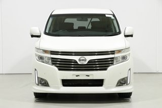 2011 Nissan Elgrand Highway Star.