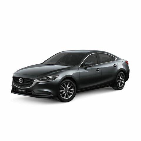 Demo Mazda 6 GL1033 Sport SKYACTIV-Drive, 2020 Mazda 6 GL1033 Sport SKYACTIV-Drive 6 Speed Sports Automatic Sedan