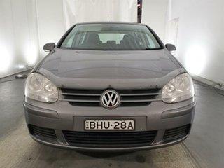 2008 Volkswagen Golf V MY08 Edition DSG Grey 6 Speed Sports Automatic Dual Clutch Hatchback.