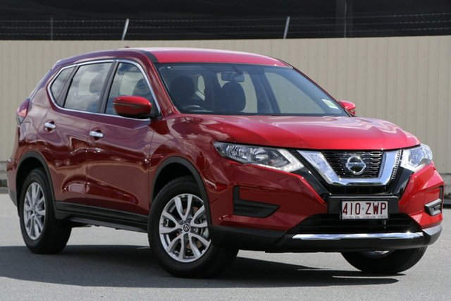 Demo Nissan X-Trail T32 Series II ST X-tronic 2WD, 2020 Nissan X-Trail T32 Series II ST X-tronic 2WD Ruby Red 7 Speed Constant Variable Wagon