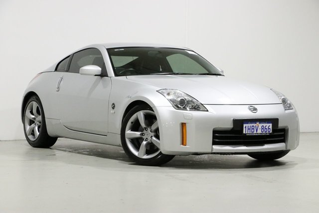 Used Nissan 350Z Z33 Touring, 2005 Nissan 350Z Z33 Touring Silver 5 Speed Automatic Coupe
