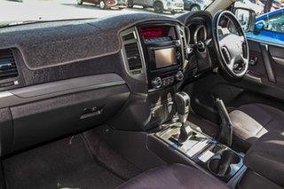 2014 Mitsubishi Pajero NX MY15 GLX Cool Silver 5 Speed Sports Automatic Wagon