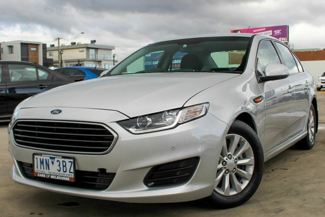 Used Ford Falcon FG X , 2014 Ford Falcon FG X Silver 6 Speed Sports Automatic Sedan