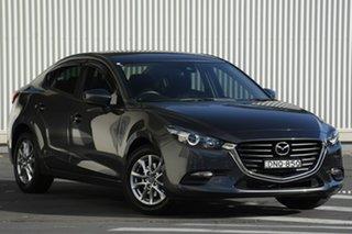 2016 Mazda 3 BN5278 Neo SKYACTIV-Drive Grey 6 Speed Sports Automatic Sedan.