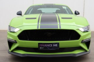 2019 Ford Mustang FN 2020MY GT Grabber Lime 6 Speed Manual Fastback.
