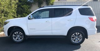2019 Holden Trailblazer RG MY19 LTZ Summit White 6 Speed Sports Automatic Wagon