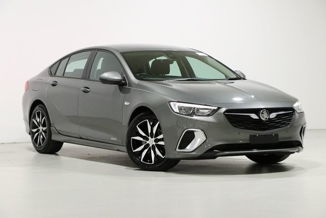 Used Holden Commodore ZB RS (5Yr), 2019 Holden Commodore ZB RS (5Yr) Grey 9 Speed Automatic Liftback