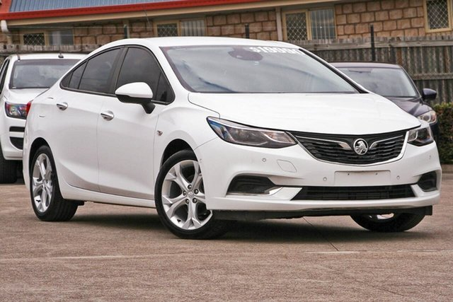 Used Holden Astra BL MY18 LT, 2018 Holden Astra BL MY18 LT White 6 Speed Sports Automatic Sedan