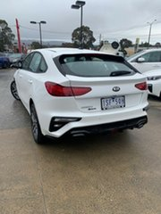 2020 Kia Cerato BD MY20 Sport Snow White Pearl 6 Speed Sports Automatic Hatchback.