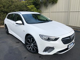 2018 Holden Commodore ZB MY18 RS Sportwagon Summit White 9 Speed Sports Automatic Wagon.