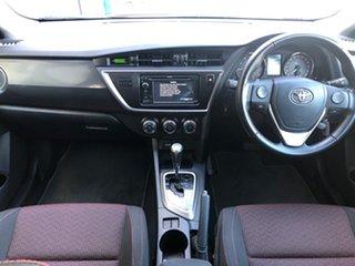 2014 Toyota Corolla ZRE182R Levin S-CVT ZR Orange 7 Speed Constant Variable Hatchback