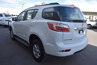 2016 Holden Colorado 7 RG MY16 LT White 6 Speed Sports Automatic Wagon
