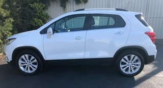 2019 Holden Trax TJ MY19 LTZ Summit White 6 Speed Automatic Wagon