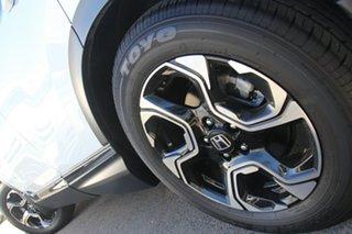2019 Honda CR-V MY20 VTi-L7 (2WD) White Continuous Variable Wagon