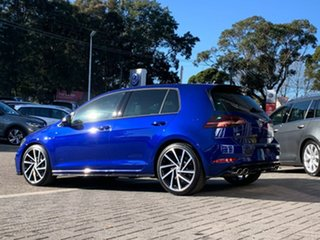 2019 Volkswagen Golf 7.5 MY20 R DSG 4MOTION Blue 7 Speed Sports Automatic Dual Clutch Hatchback