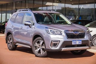 2020 Subaru Forester S5 Hybrid S Silver Constant Variable.
