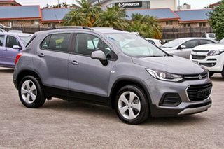 2018 Holden Trax TJ MY19 LS Grey 6 Speed Automatic Wagon.