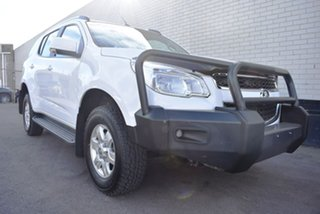 2016 Holden Colorado 7 RG MY16 LT White 6 Speed Sports Automatic Wagon.