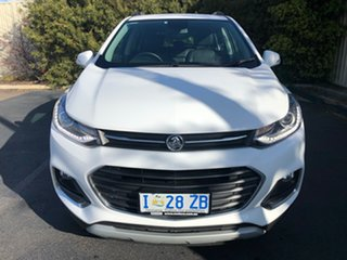 2019 Holden Trax TJ MY19 LTZ Summit White 6 Speed Automatic Wagon.