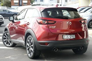 2020 Mazda CX-3 DK4W7A Akari SKYACTIV-Drive i-ACTIV AWD Red 6 Speed Sports Automatic Wagon.